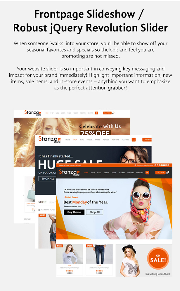 Stanza Store – Responsive eCommerce HTML 5 Template - 12