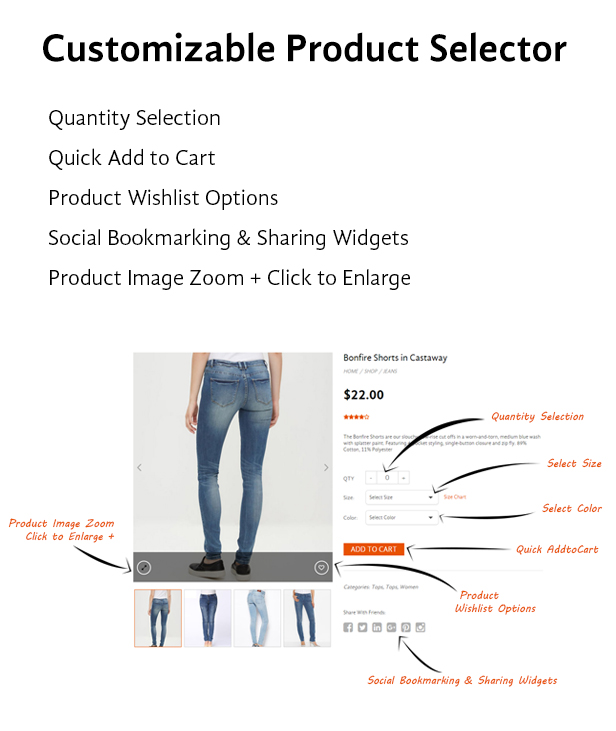 Stanza Store – Responsive eCommerce HTML 5 Template - 17