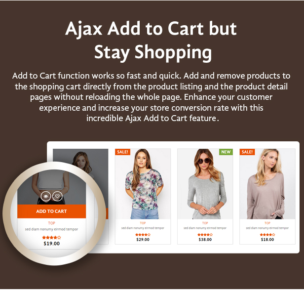 Stanza Store – Responsive eCommerce HTML 5 Template - 18