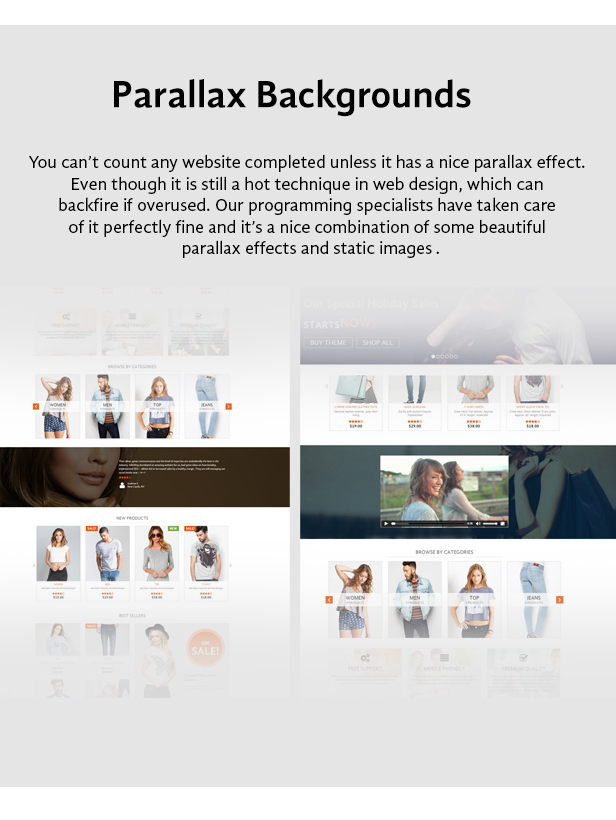 Stanza Store – Responsive eCommerce HTML 5 Template - 14