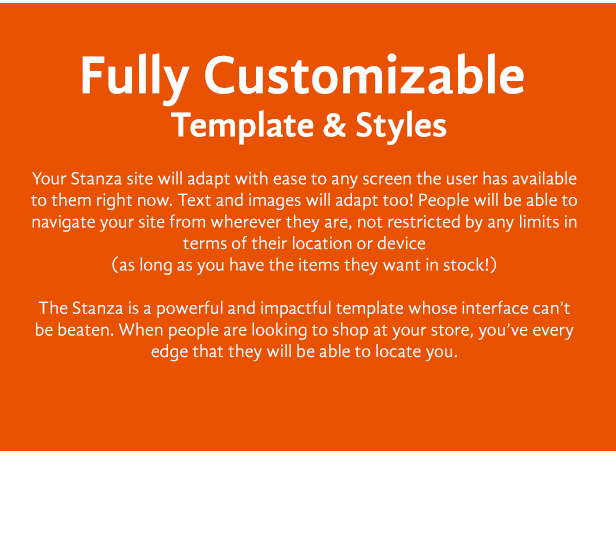 Stanza Store – Responsive eCommerce HTML 5 Template - 25